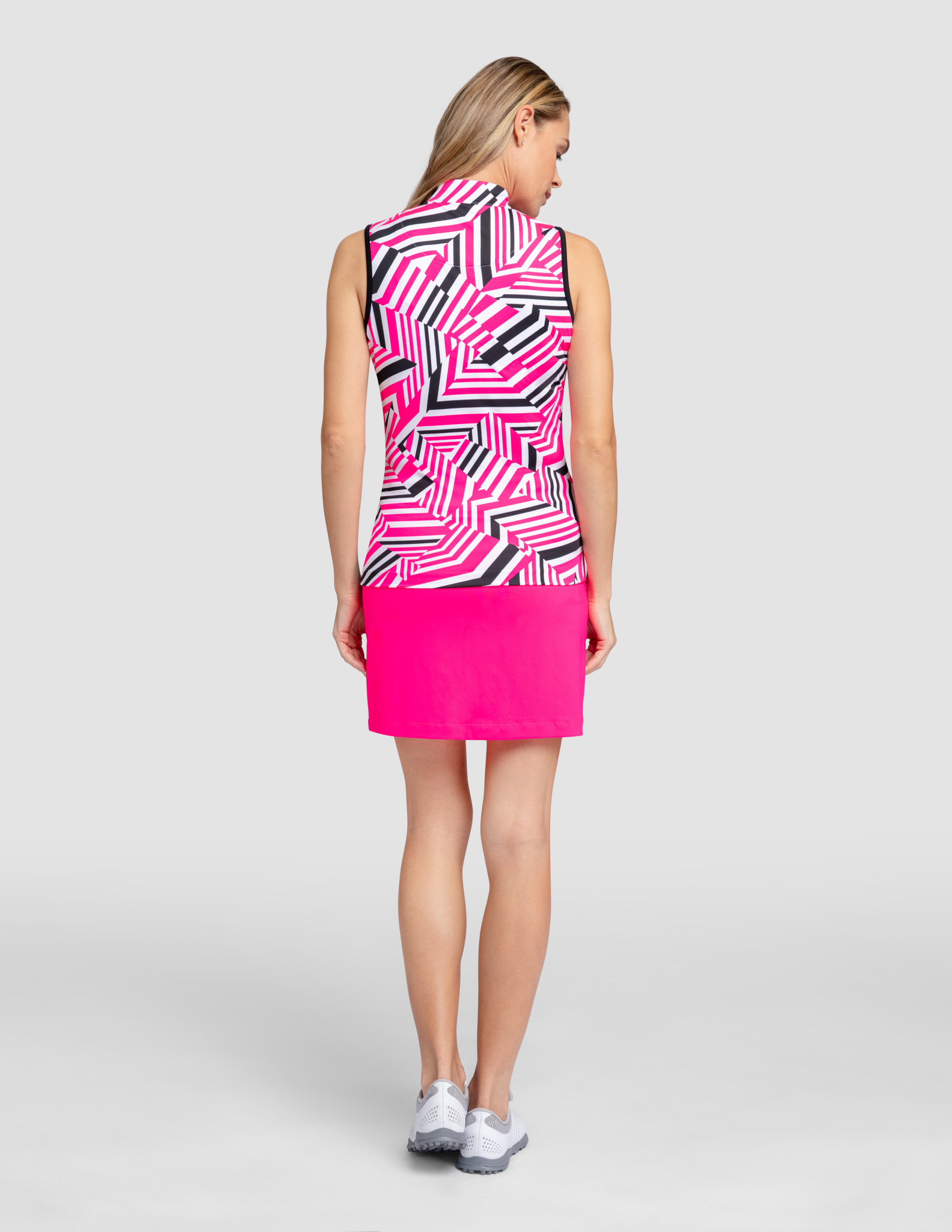 Tail Tail Jeanette Sleeveless Mock Accelerate