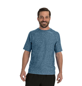 Soybu Soybu Hiit Short Sleeve T-Shirt Poseidon