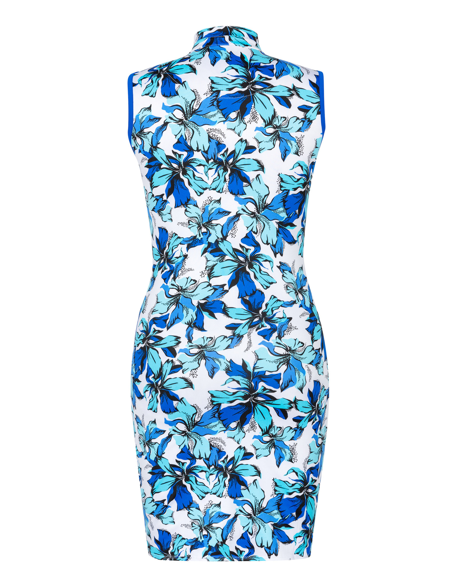 Tail Tail Gia Sleeveless Dress Lilies