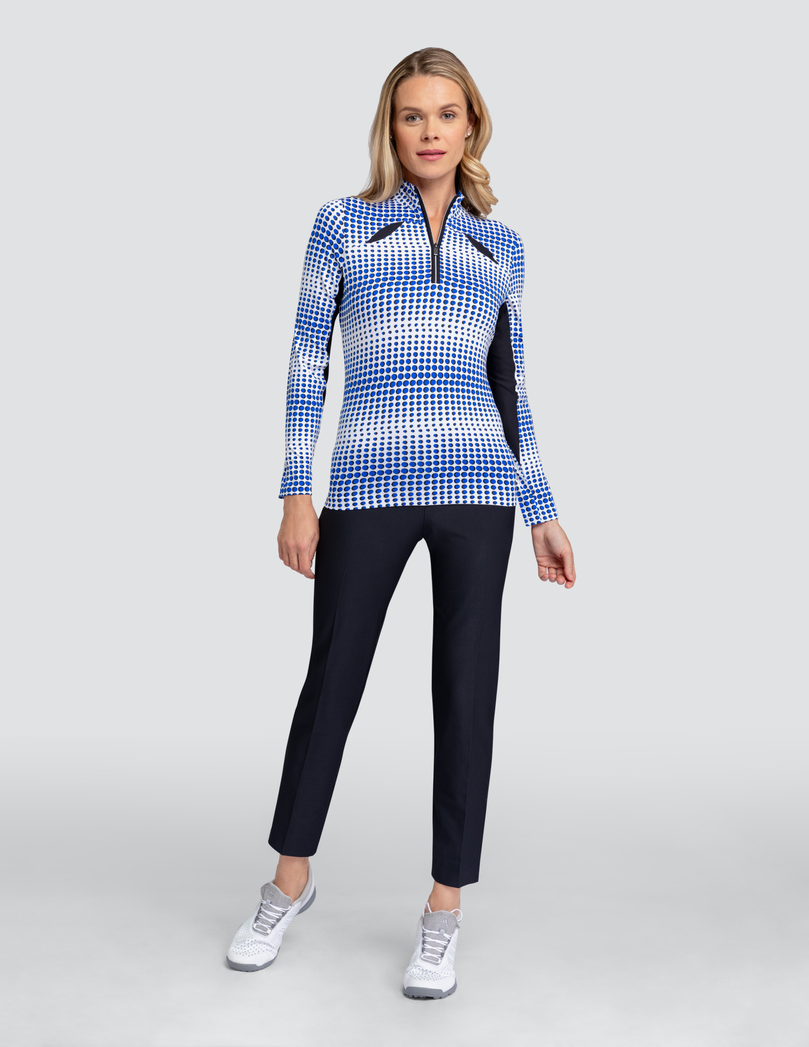 Tail Tail Galilea Long Sleeve Splash Blue