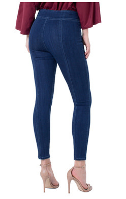 Liverpool Jeans Reese High Rise Ankle Skinny Breckenridge