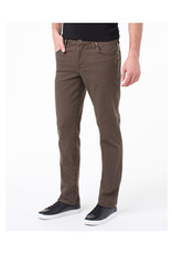 """Liverpool Jeans Liverpool Regent Relaxed Straight 30"""" Jean Blk Olive 38"""