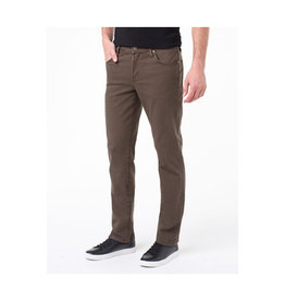"Liverpool Jeans Liverpool Regent Relaxed Straight 30"" Jean Blk Olive 38"