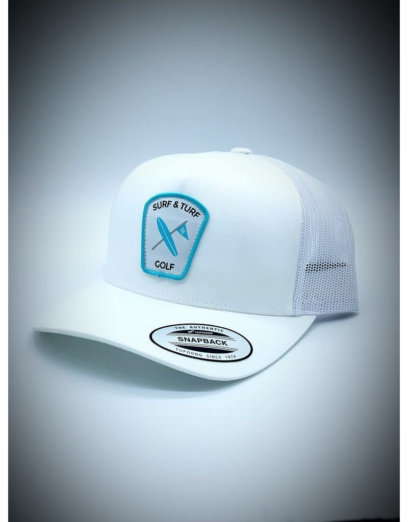 Surf & Turf Golf Rodney Cap Ice