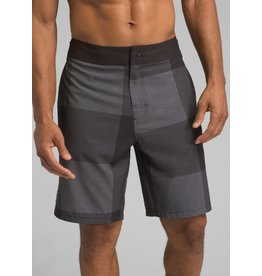 "prAna prAna Saxton Short 9"" Inseam Charcoal Buff"