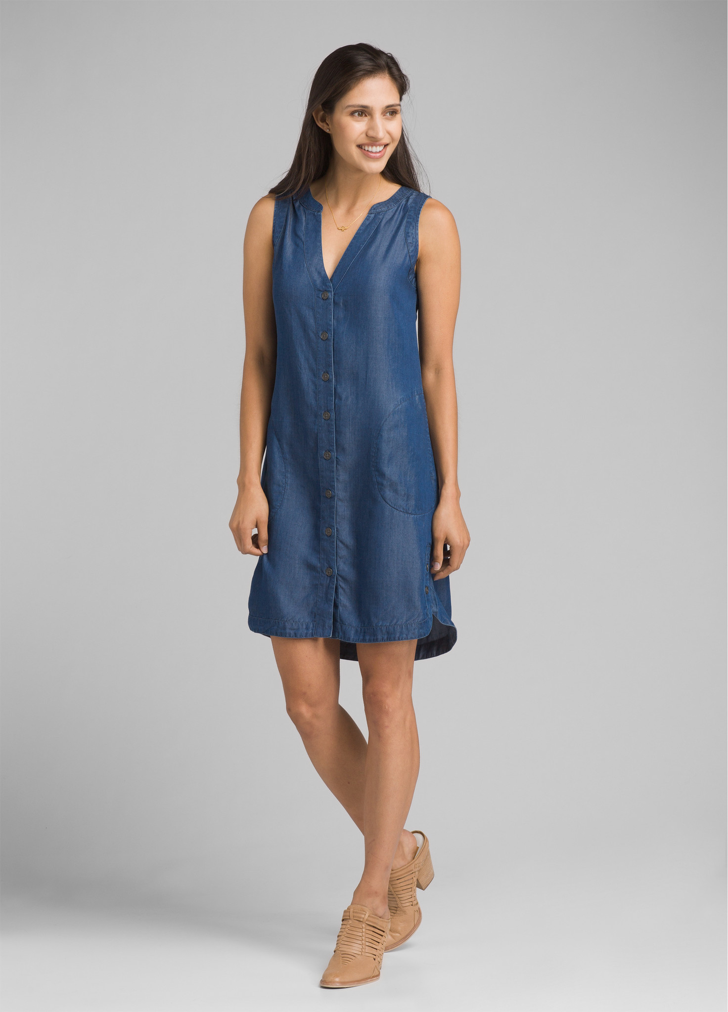 prAna prAna Talton Dress Blue