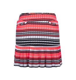 Tail Tail Reagan Skort Striped Pleats