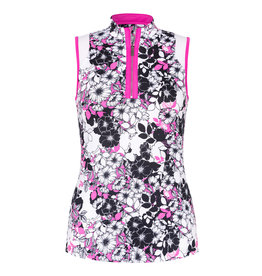 Tail Tail Everleigh Sleeveless Top Floral