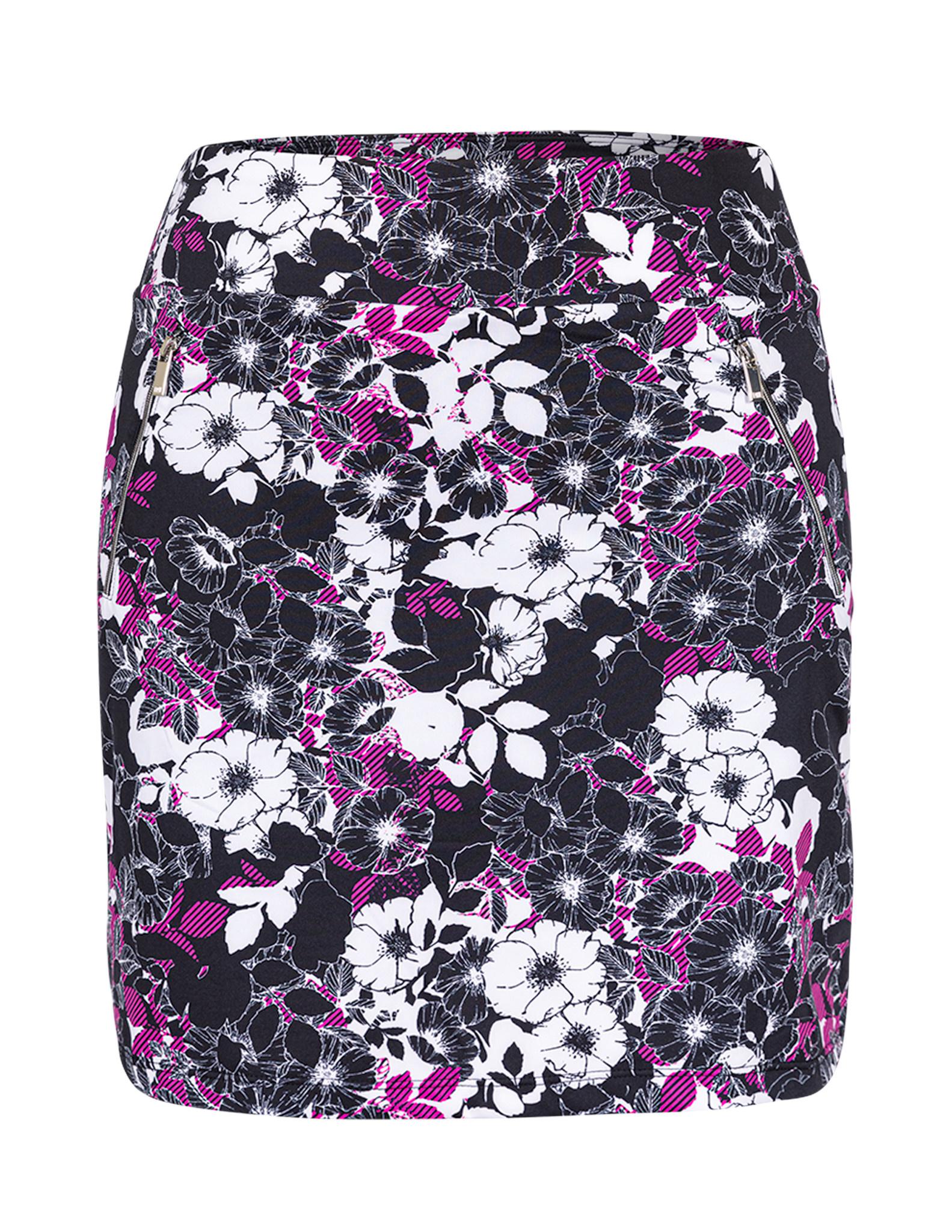 Tail Judith Skort Floral Dark
