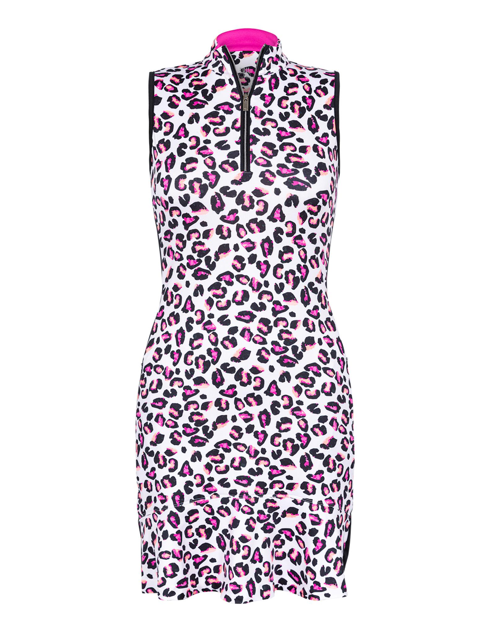 Tail TailYaritza Sleeveless Dress Leo Geo