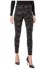 Liverpool Jeans Liverpool Reese High Rise Ankle Legging Olive Brown Camo