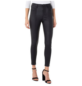 Liverpool Jeans Liverpool Abby Hi-Rise Cat Eye Pocket Black Rinse