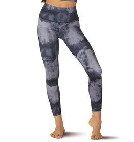Beyond Yoga High Waisted Midi Legging Gray Smoke