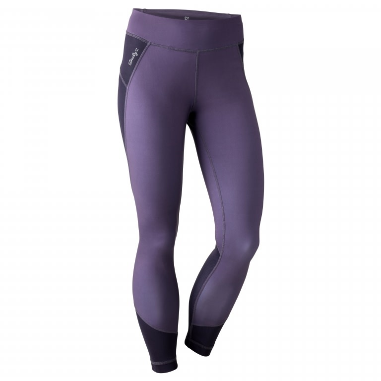 Daily Sports Active Daily Sports Ilse Tights Aubergine