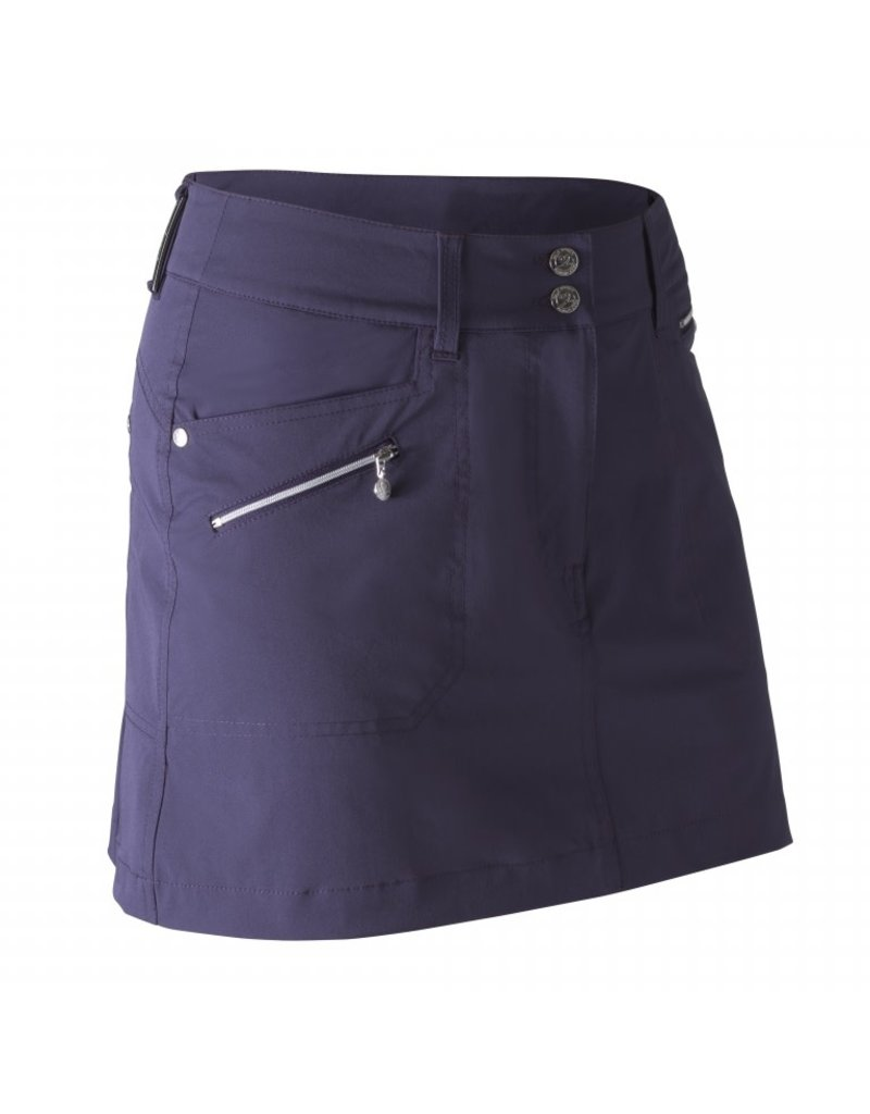 Daily Sports Daily Sports Miracle Skort Long Aubergine
