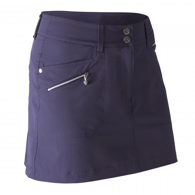 Daily Sports Daily Sports Miracle Skort Aubergine