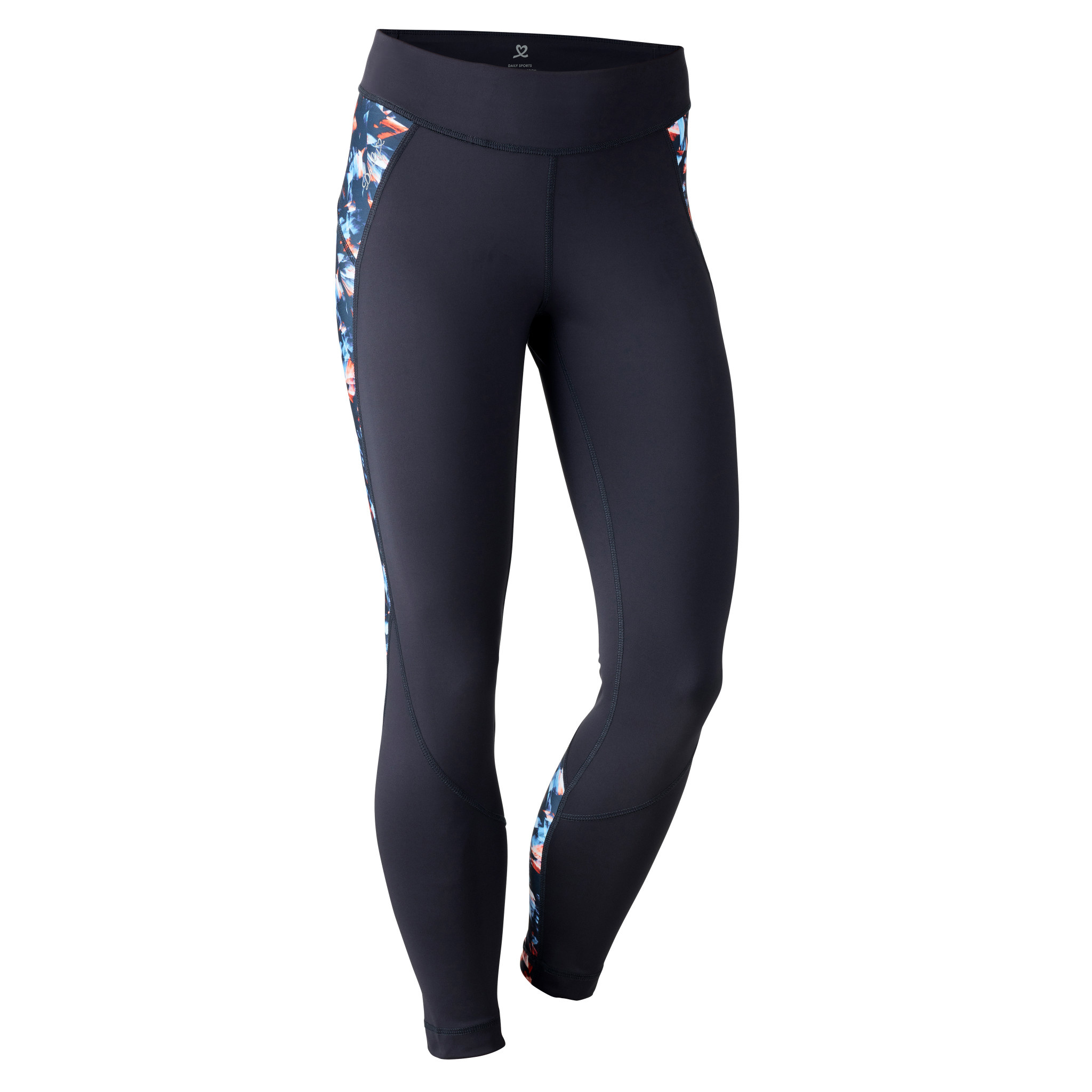Daily Sports Active Daily Sports Jewel TIghts Navy