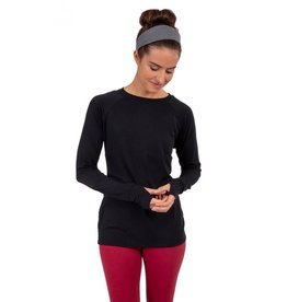 Soybu Soybu Energetic Long Sleeve Top Black
