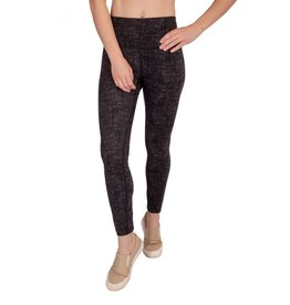 Soybu Soybu Paramount Legging Charcoal Tweed