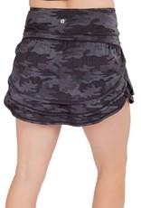 Soybu Soybu Truffle Skort Camo Black