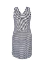 Tail Tennis Tail Keyla Dress Striped Jacquard