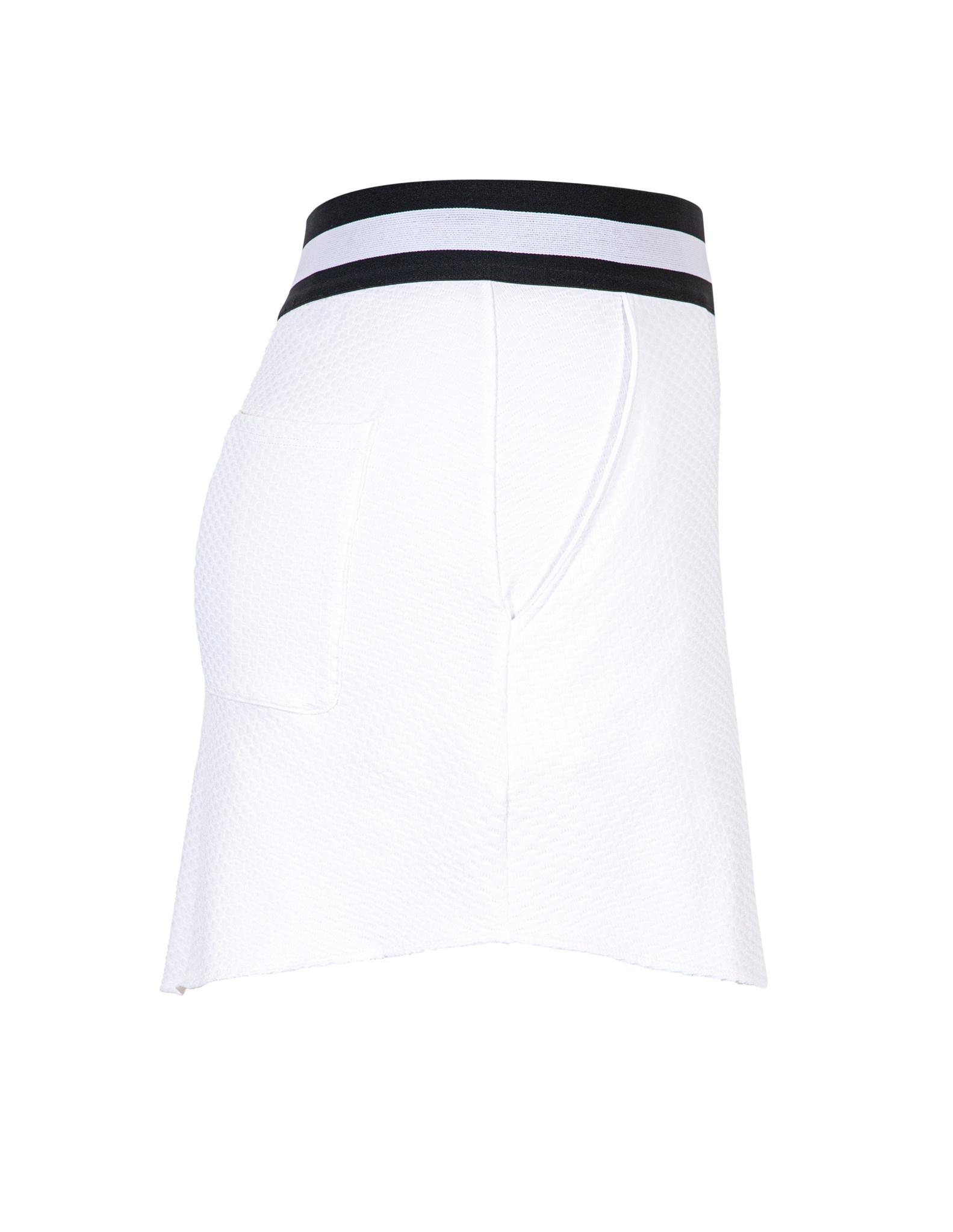 Tail Tennis Tail Adora Skirt Chalk
