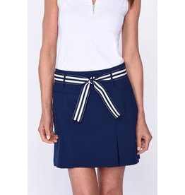 Golftini Golftini Eagle Performance Pleat Skort Navy