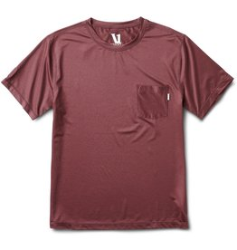 Vuori Vuori Tradewind Performance Tee Fig Heather