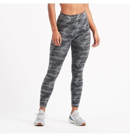 Vuori Vuori Caspian Legging Heather Grey Camo