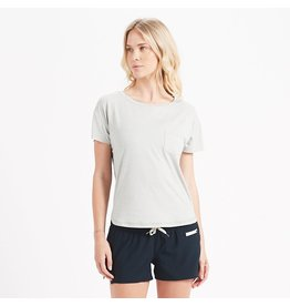 Vuori Vuori Lux Performance Tee Sage Heather