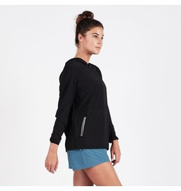 Vuori Vuori Westerly Packable Pullover Black