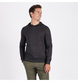 Vuori Vuori Ponto Performance Pullover Charcoal Heather