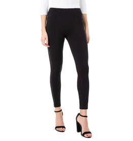 Liverpool Jeans Liverpool Reese Seamed Pull-On Legging Black