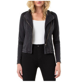Liverpool Jeans Liverpool Moto Jacket Nocturnal