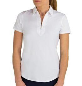 Jofit Performance Polo White