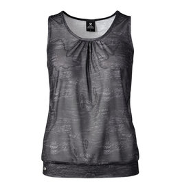 Daily Sports Active Daily Sports Active Mesh Loose Tank Black