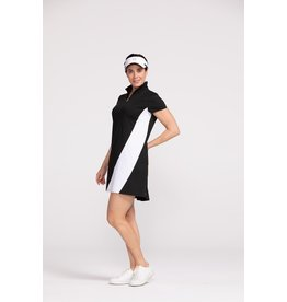 Kinona Kinona Bold Move Golf Dress Black