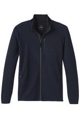 prAna Riddle Full Zip Pullover Nautical