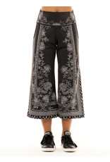 Lucky In Love Impress Culottes Black