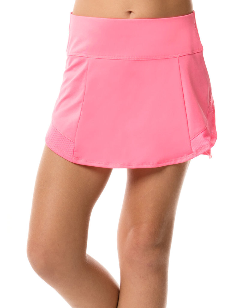 Lucky In Love Lucky In Love Cross Trainer Skirt Pink