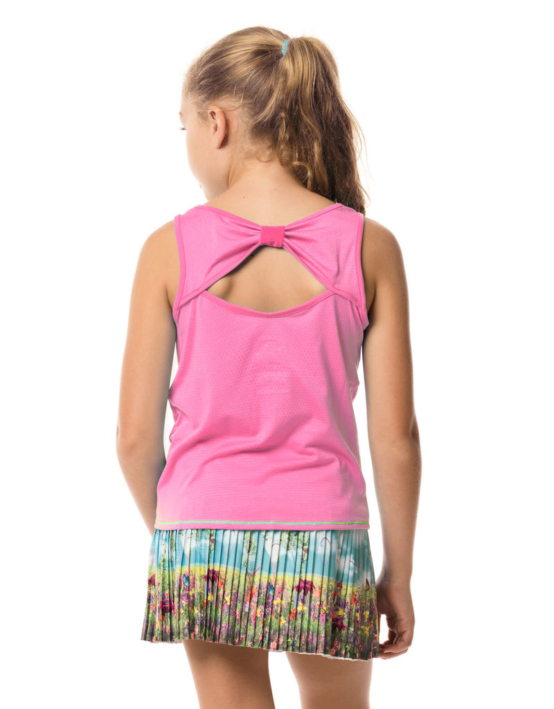 Lucky In Love Lucky In Love Tie Knot Tank