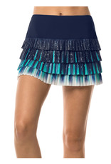 Lucky In Love Lucky In Love Aura Pleated Skirt Parisian Blue