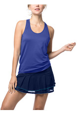 Lucky In Love Lucky In Love Pinch Me Tank Parisian Blue