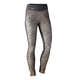 Daily Sports Active Leona Warm Tights Coffee