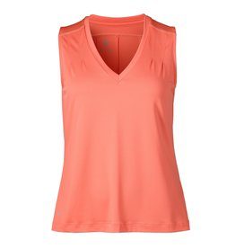 Daily Sports Active Free Loose Tank Flame