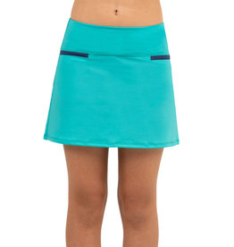 Lucky In Love Pleats Please Skort Opal K
