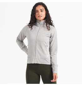 Vuori Vuori Herringbone Jacket Light Grey