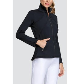 Tail Tennis Rachel Jacket Onyx