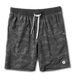 Vuori Kore Short Black Camo