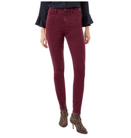 Liverpool Jeans Abby Skinny Oxblood